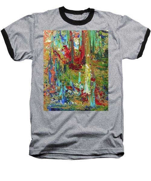 Spirit Dance Baseball T-Shirt