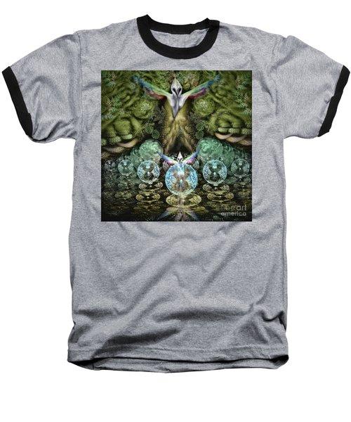 Spirit In The Woods Baseball T-Shirt