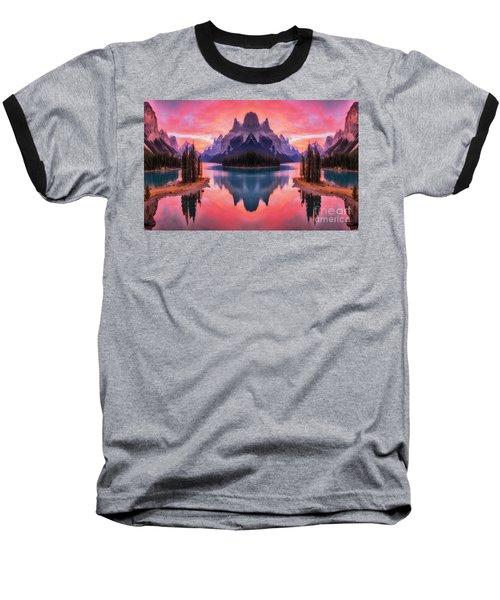 Spirit Island Reflections Baseball T-Shirt