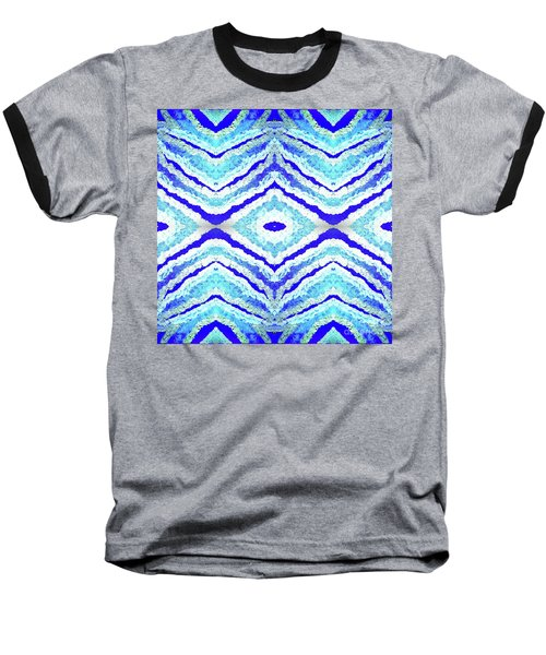 Spirit Journey To The Other Side  Baseball T-Shirt by Rachel Hannah