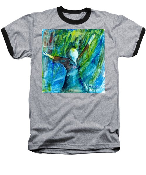 Spirit Move Baseball T-Shirt