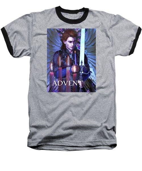 Spirit Of Advent Baseball T-Shirt