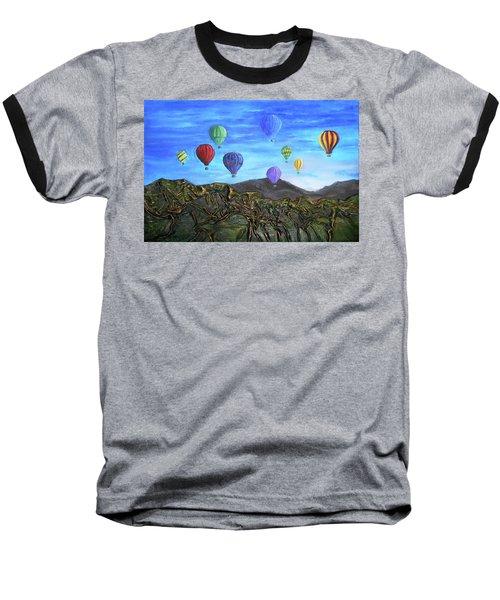 Spirit Of Boise Baseball T-Shirt by Angela Stout