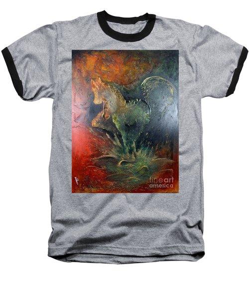 Spirit Of Mustang Baseball T-Shirt