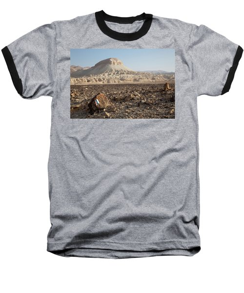 Spirit Of The Desert Baseball T-Shirt by Yoel Koskas