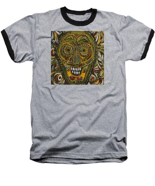Spirit Of The Jungle Baseball T-Shirt