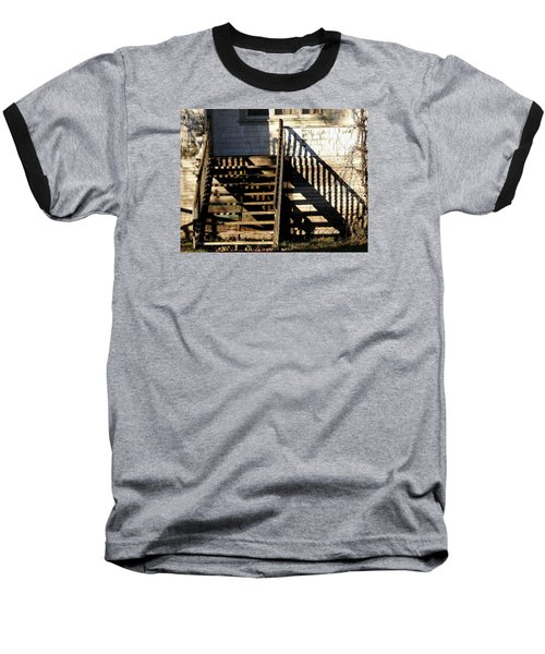 Spirit Stairs Baseball T-Shirt