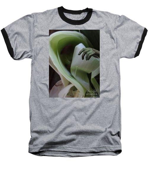 Spirit Touch Baseball T-Shirt by Lyric Lucas