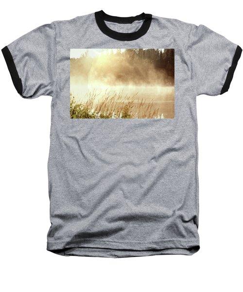 Spirit Wolf Baseball T-Shirt