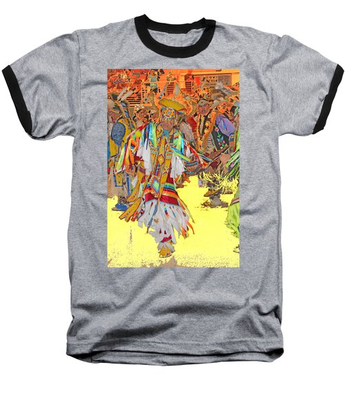 Spirited Moves Baseball T-Shirt