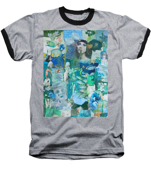 Spirits Of The Sea Baseball T-Shirt