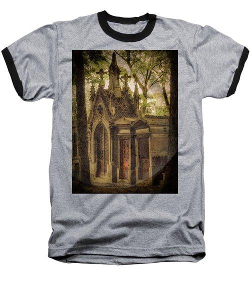 Paris, France - Spirits - Pere-lachaise Baseball T-Shirt