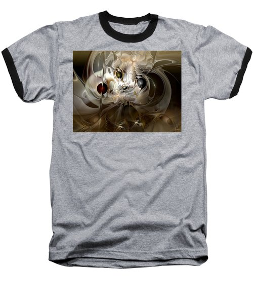 Spiritual Chops Baseball T-Shirt