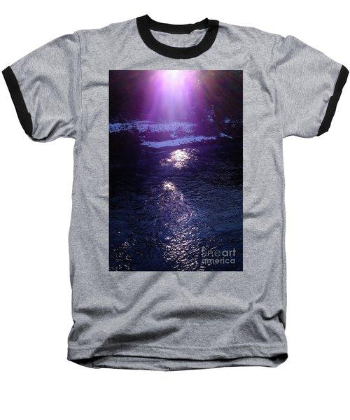 Spiritual Light Baseball T-Shirt