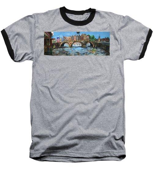 Spiritual Reflections Baseball T-Shirt