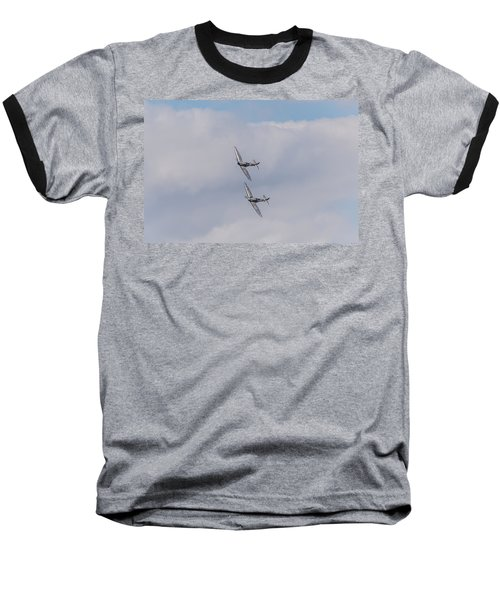 Spitfire Formation Pair Baseball T-Shirt