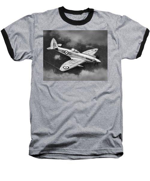Spitfire Mark 22 Baseball T-Shirt