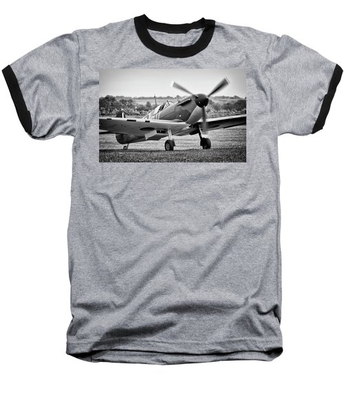 Spitfire Mk1 Baseball T-Shirt