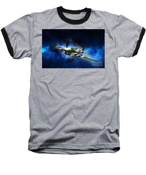 Hawker Typhoon Baseball T-Shirt