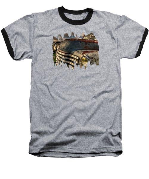 Spittin Rust Baseball T-Shirt