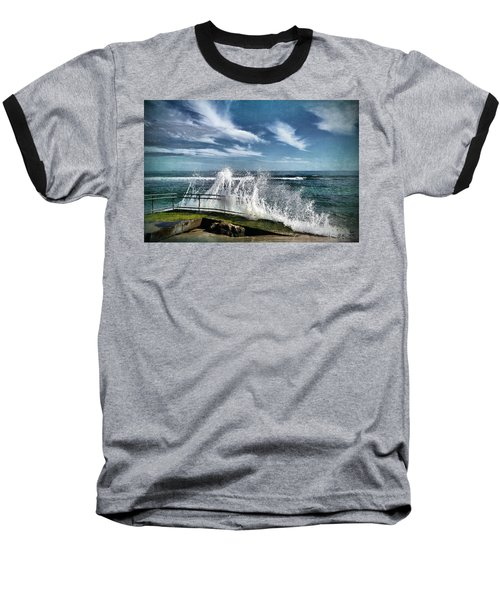 Splash Happy Baseball T-Shirt