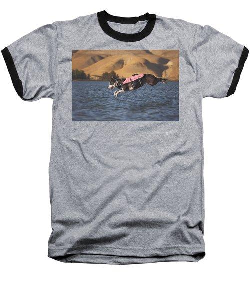 Splash In 3...2...1.... Baseball T-Shirt