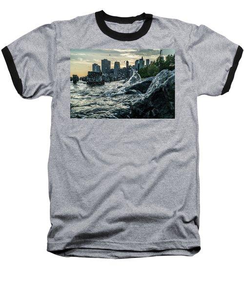 Splash Baseball T-Shirt