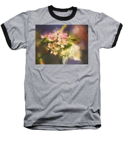 Splash Of Spring Baseball T-Shirt