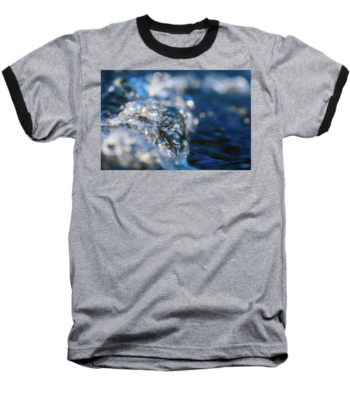 Splash Three Baseball T-Shirt