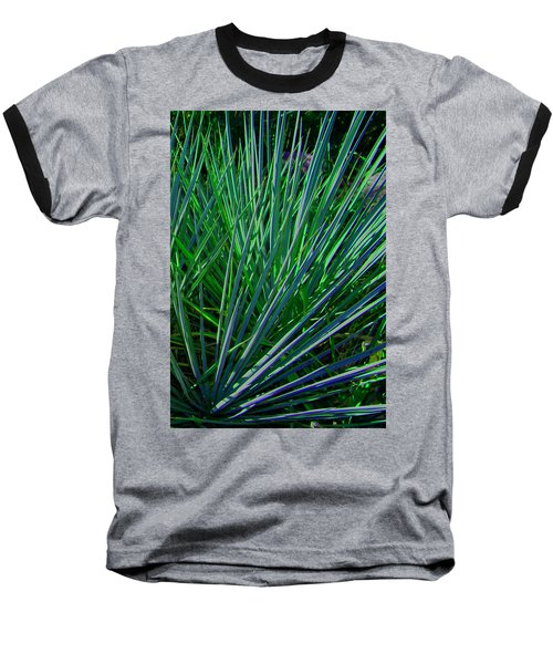Baseball T-Shirt featuring the photograph Splayed by Lenore Senior