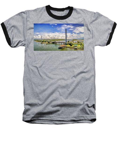 Splendid Bridge Baseball T-Shirt