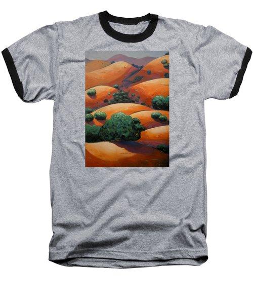 Splendid Uphill Baseball T-Shirt by Gary Coleman