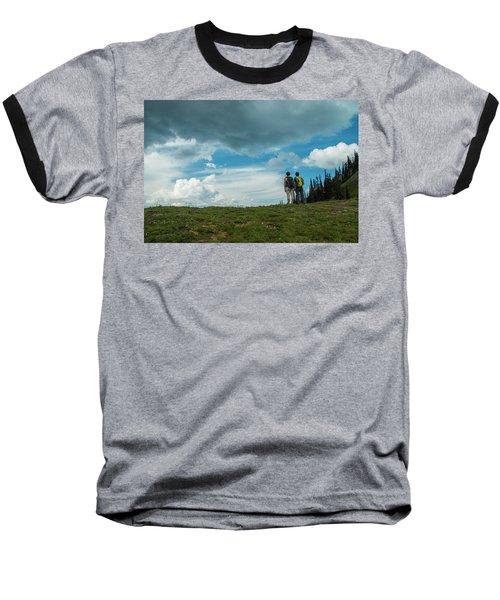 Splendid View Baseball T-Shirt