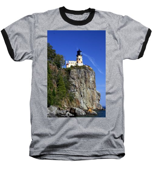 Split Rock 2 Baseball T-Shirt