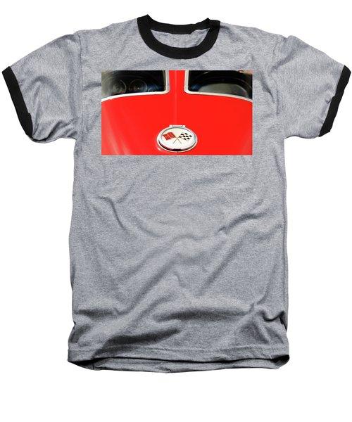 Split Window Baseball T-Shirt
