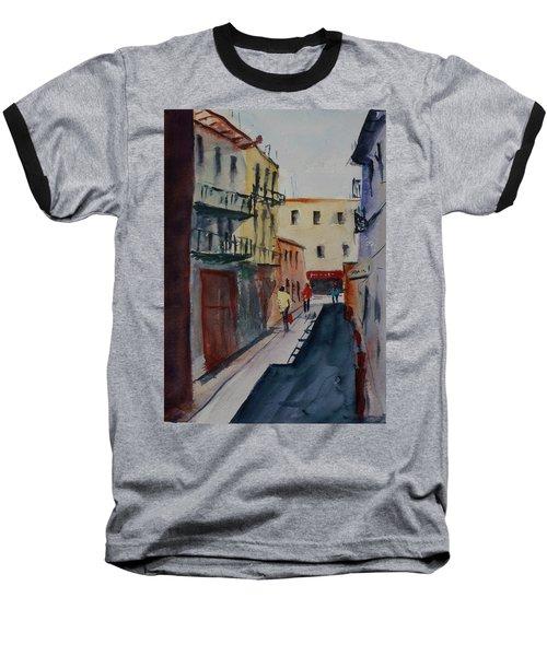 Spofford Street2 Baseball T-Shirt