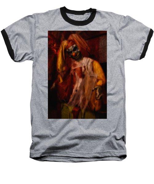 Spoils, The Clown Baseball T-Shirt