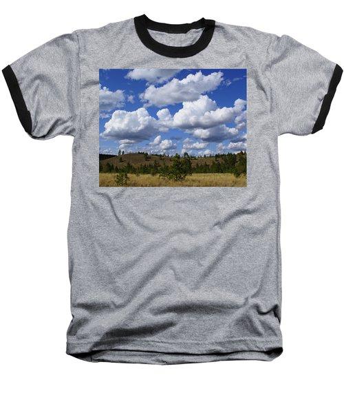 Spokane Cloudscape Baseball T-Shirt