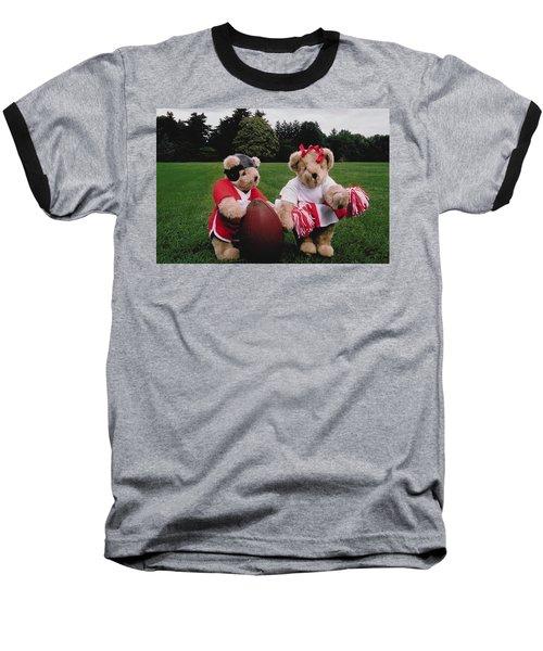 Sporty Teddy Bears Baseball T-Shirt