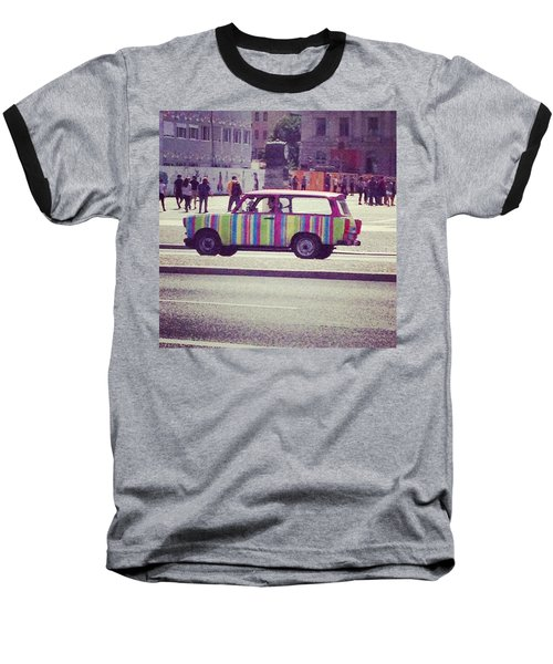 Spotted A Few Of These Doing Tours Baseball T-Shirt