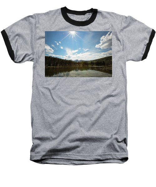 Sprague Lake Baseball T-Shirt