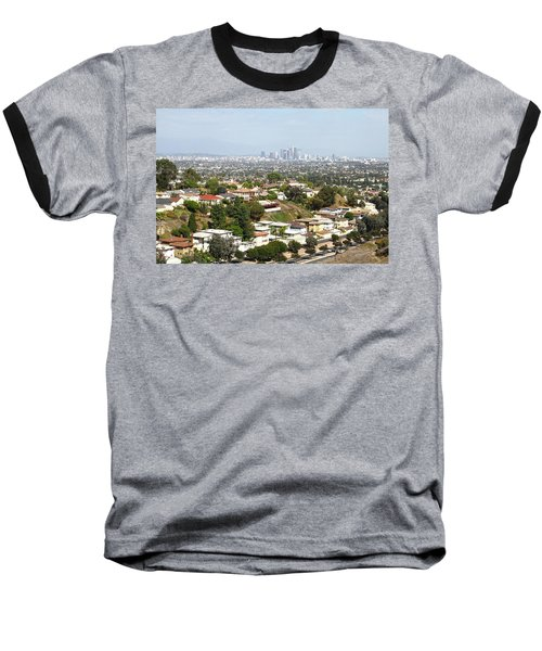 Sprawling Homes To Downtown Los Angeles Baseball T-Shirt