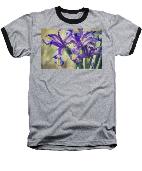 Baseball T-Shirt featuring the photograph Spread Love by Laurie Search