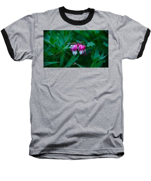 Baseball T-Shirt featuring the photograph Spring 2016 21 by Cendrine Marrouat