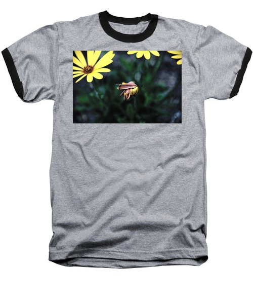 Baseball T-Shirt featuring the photograph Spring 2016 26 by Cendrine Marrouat