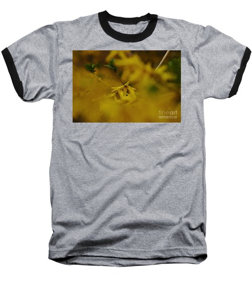 Baseball T-Shirt featuring the photograph Spring 2016 7 by Cendrine Marrouat