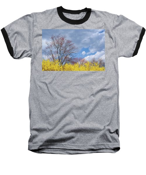 Baseball T-Shirt featuring the photograph Spring 2017 by Bill Wakeley