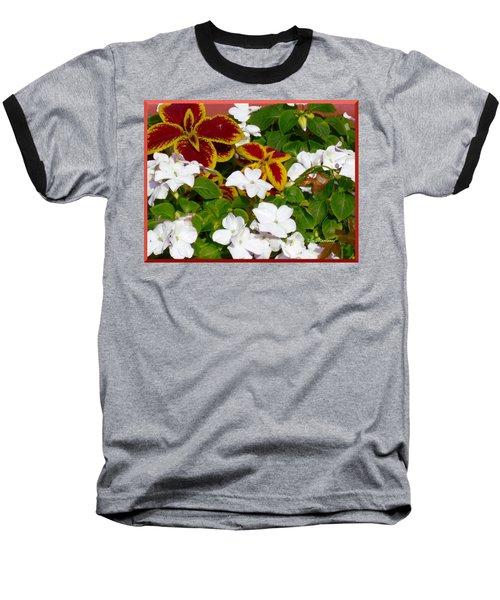 Spring Annuals Baseball T-Shirt