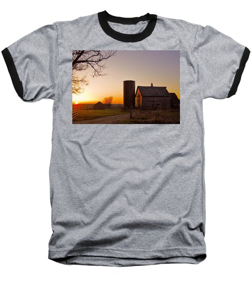 Spring At Birch Barn 2 Baseball T-Shirt