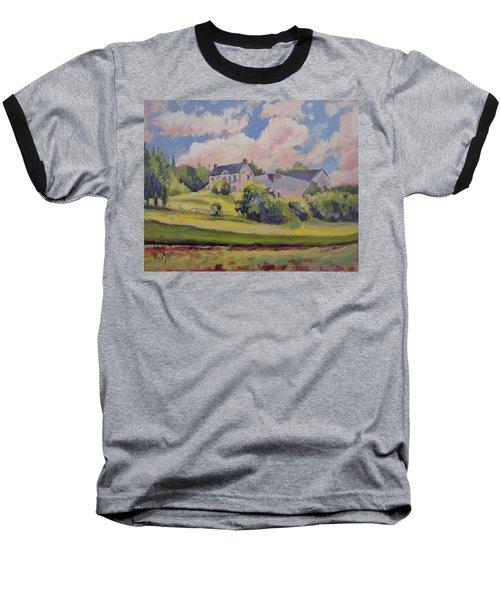 Spring At The Hoeve Zonneberg Maastricht Baseball T-Shirt